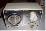 Alco Midget Radio (Japan)