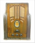 Philco 650 Tombstone (1936)
