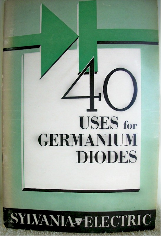Forty Uses for Germanium Diodes