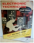 Magazine: Electronic Technician, January 1958