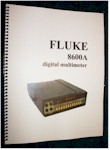 Fluke 8600A Digital Multimeter Manual