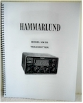 Hammarlund HX-50 Manual