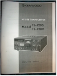 Kenwood TS-120S-TS-120V Operating Manual