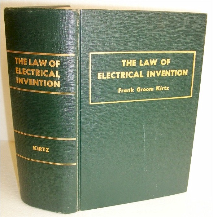 The Law of Electrical Invention