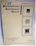 Microelectronic Maintenance Manual