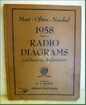 Most Often Needed Radio Diagrams (1958)