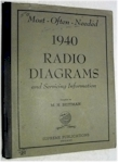 Most Often Needed Radio Diagrams 1940