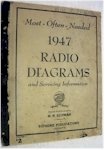 Most Often Needed Radio Diagrams 1947