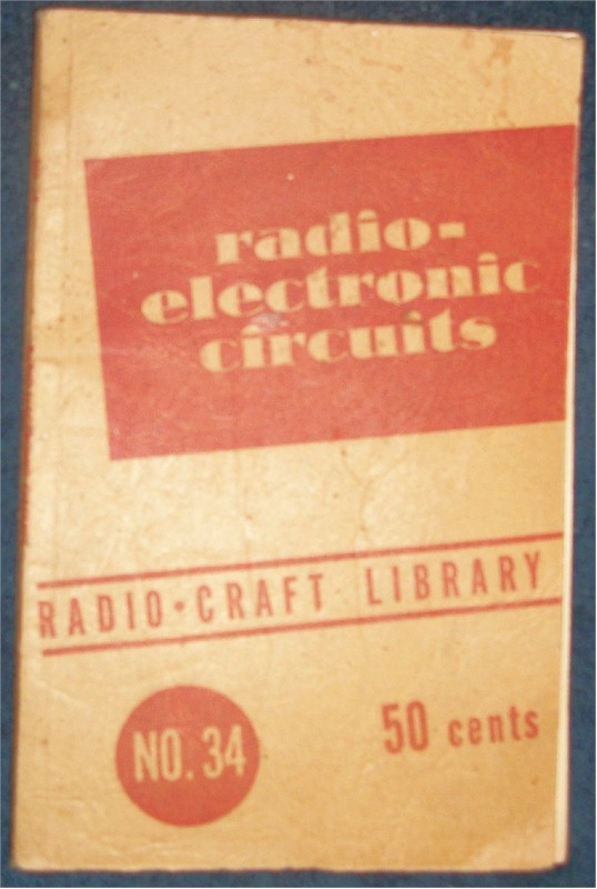 Radio Electronic Circuits No. 34