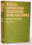 Radio Operating Questions & Answers