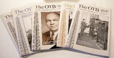 Magazines: Old Timers Bulletins