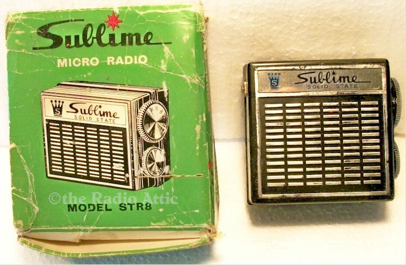 Sublime STR8 Micro (1960s)