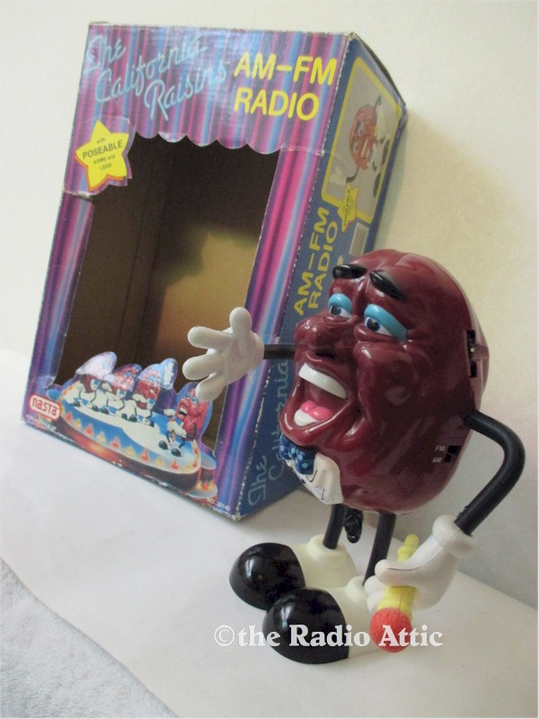 California Raisin Radio