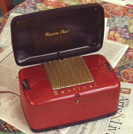 "Sentinel ""Treasure Chest"" Portable"