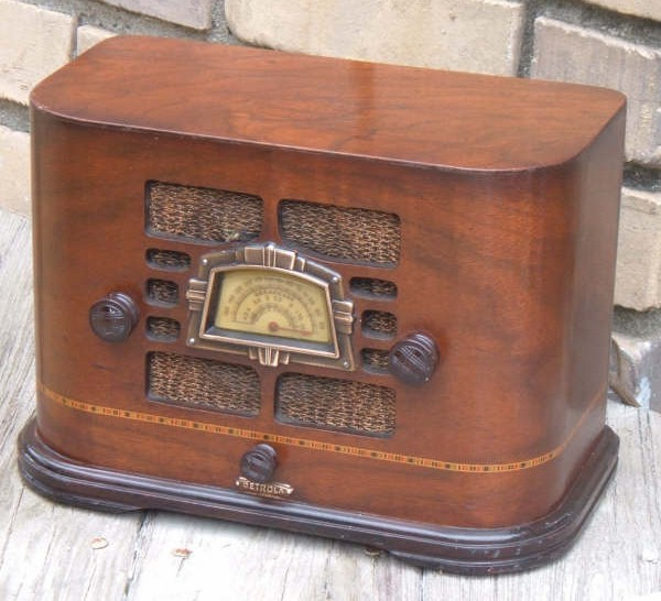 Detrola Radio (mid 1930s)