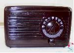 General Electric Bakelite Beauty (late 40s)