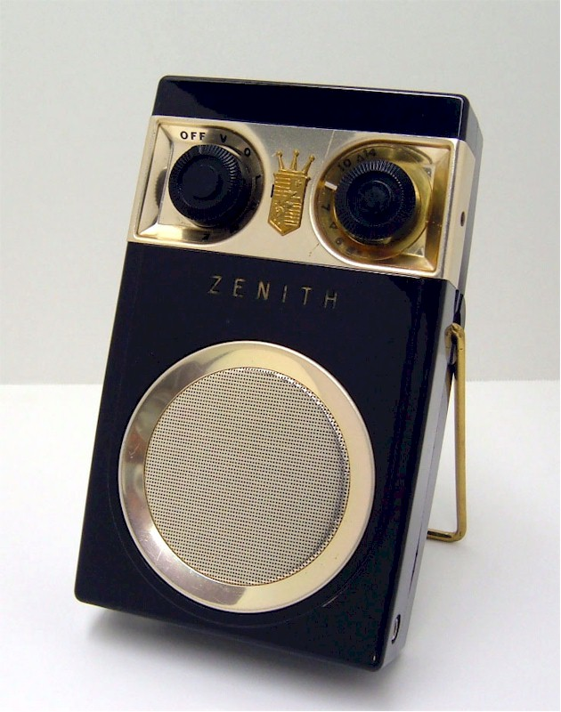 Zenith Royal 500 (black) (1956)