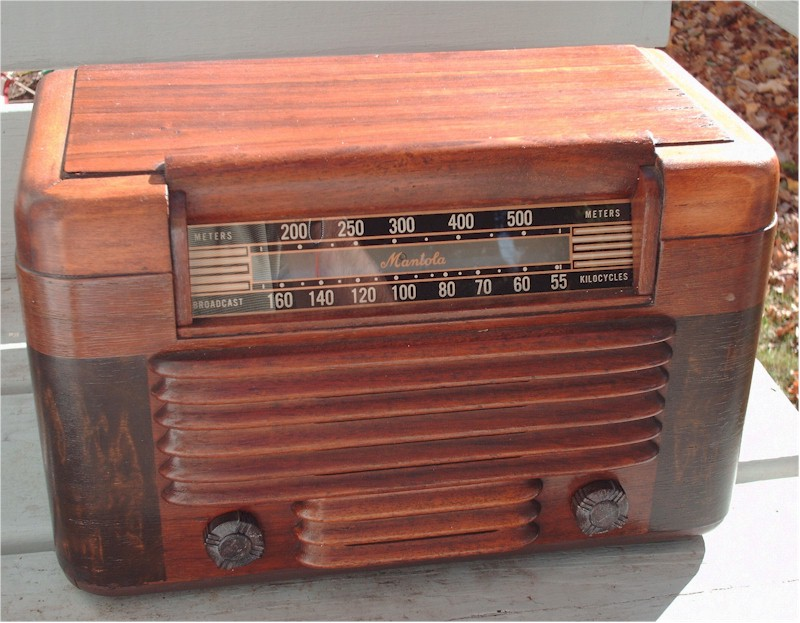 Mantola Radio (1940s)