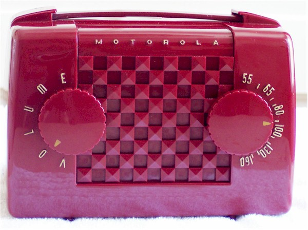 Motorola 5LTU Music Box (1951)