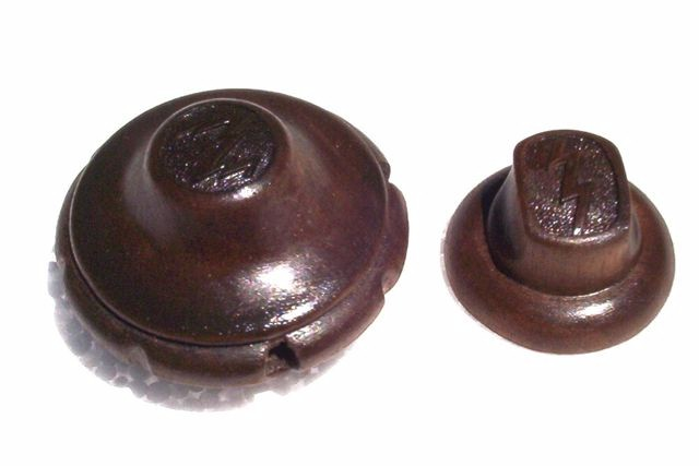 Zenith Wood Knobs (2)