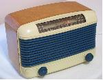 Farnsworth ET-Series Radio (1946)