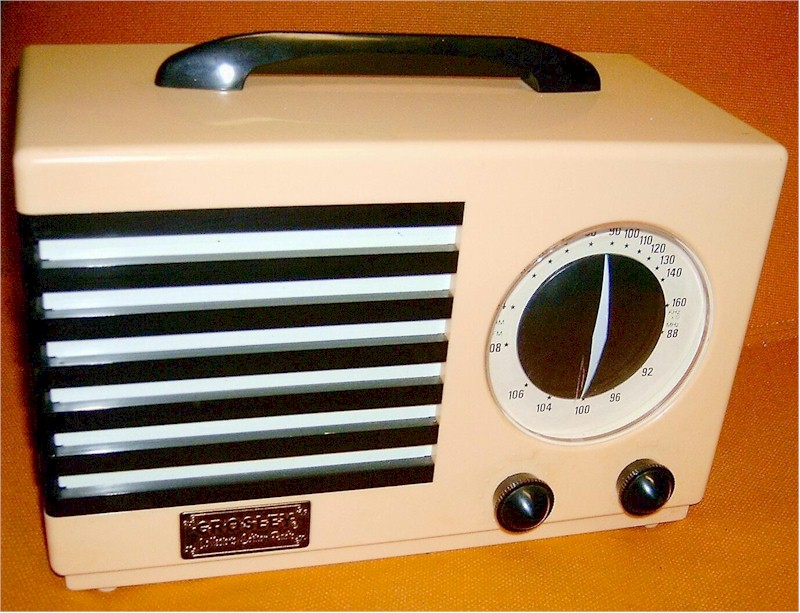 Crosley CR-5 Emerson Patriot / Aristocrat Replica