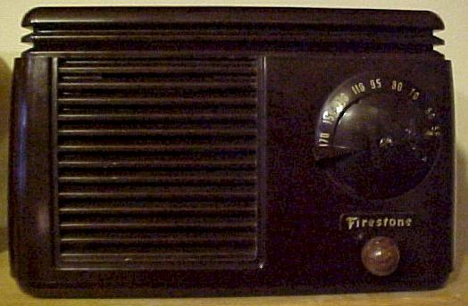 Firestone Radio (1939)