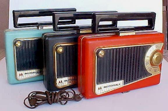 Motorola 56L1, 56L2, 56L4 (three radios)