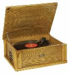 Crosley CR47 1940s Era 3-Speed Turntable