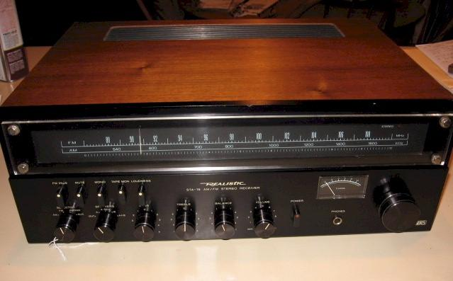 Realistic STA-78 AM/FM Stereo Receiver