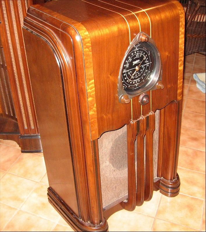 Zenith 6-S-254 Console