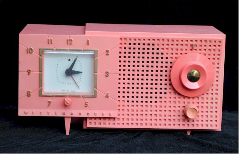 Westinghouse H-540T4A Clock Radio