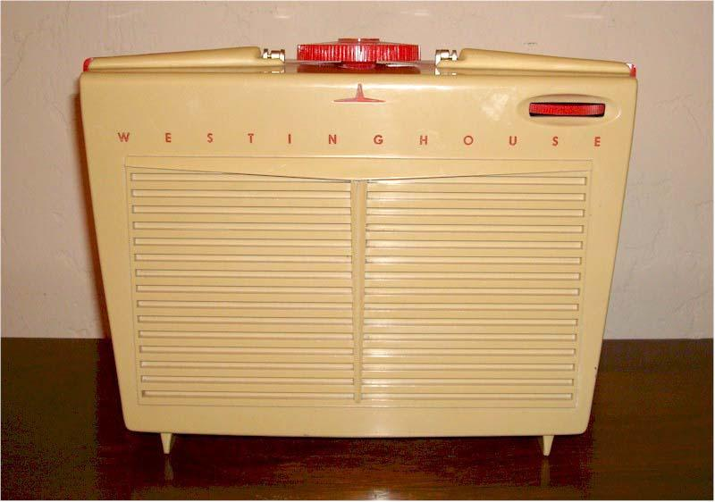 Westinghouse H598P4 Portable (1957)