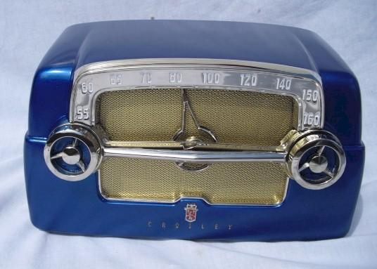 "Crosley E15BE ""Buick Grille"" (1954)"