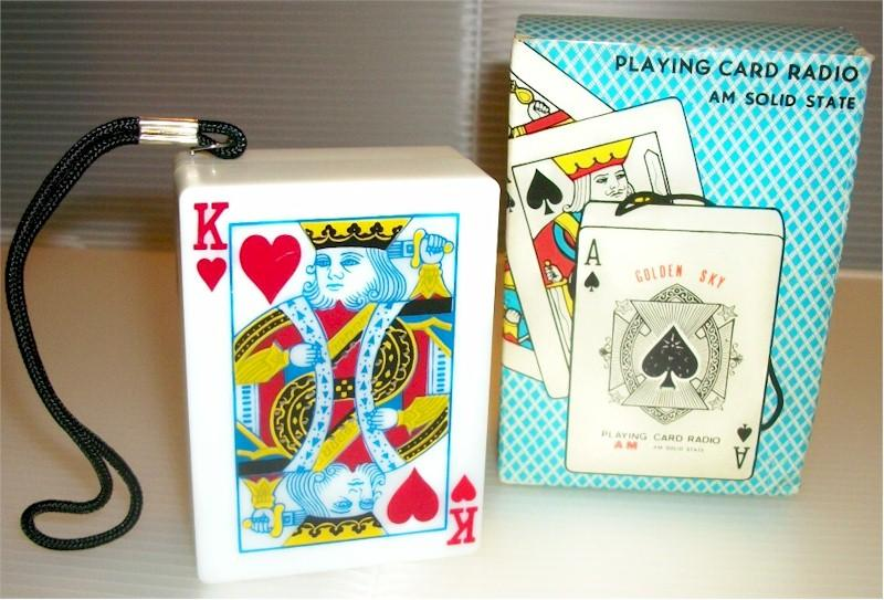 Deck of Cards Radio