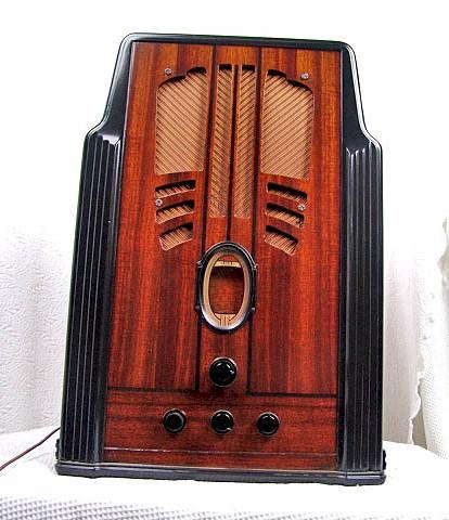 Philco 116B Tombstone (1936)