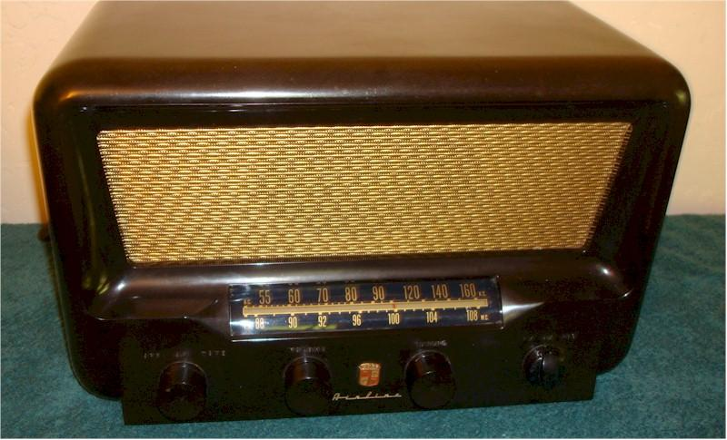 Airline AM/FM Radio (1948)