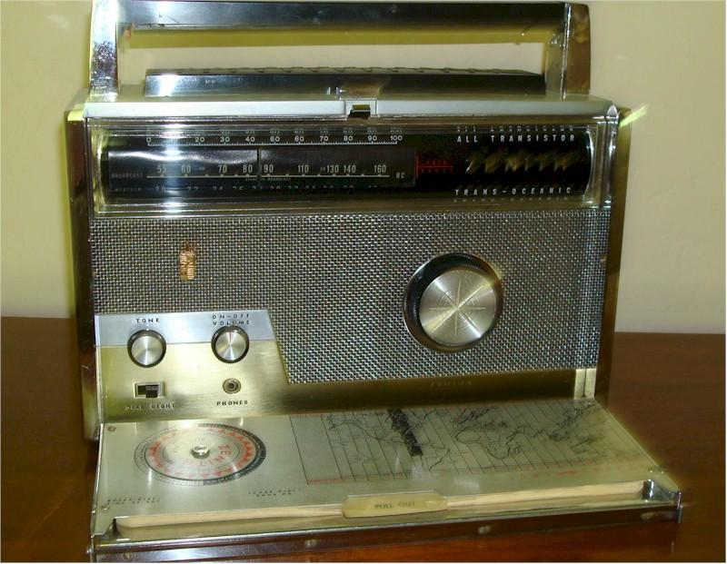 Zenith Royal 1000 Trans-Oceanic (1958)