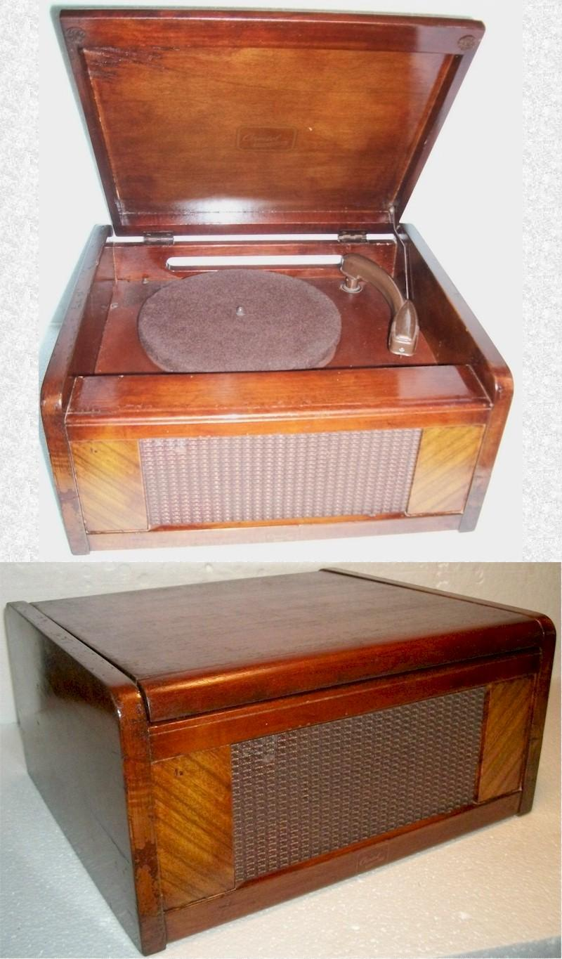 Capitol Record Player (1950s)