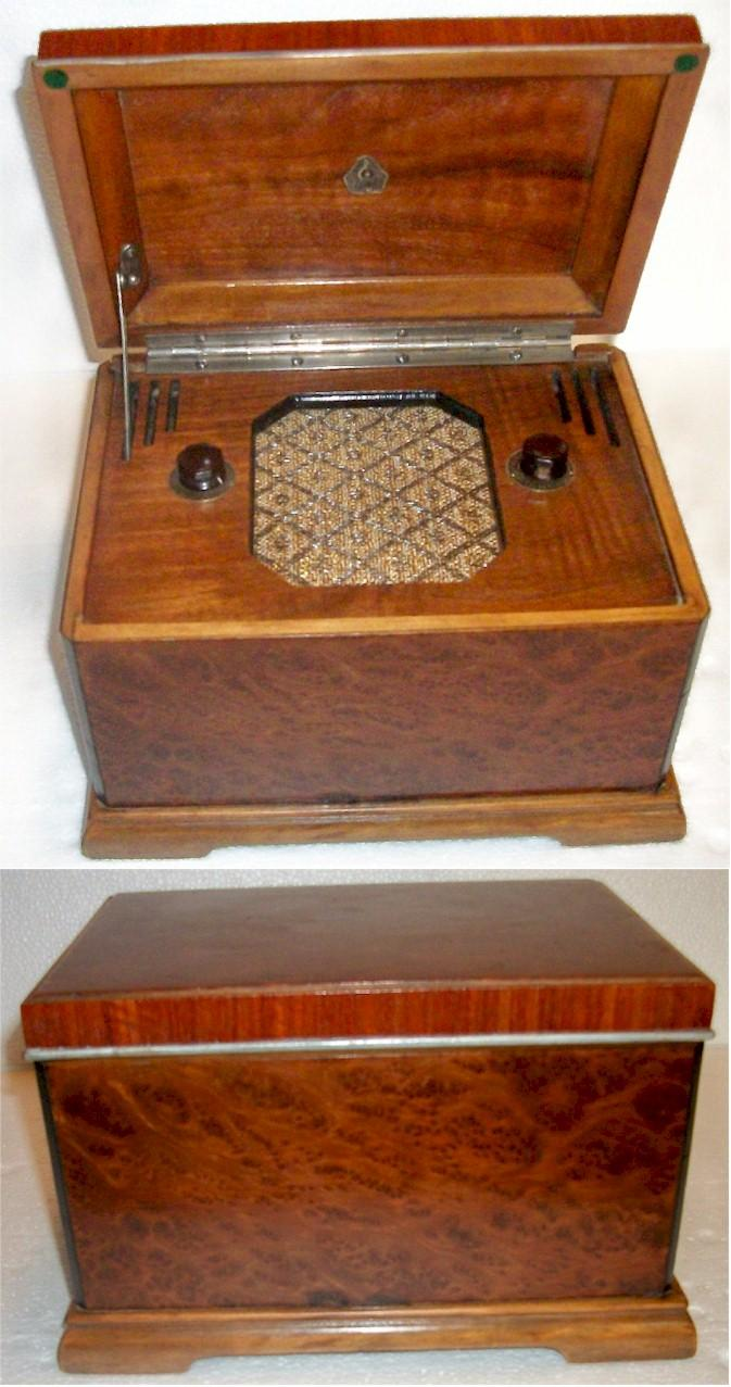 Emerson 300 Jewel Chest (1933)