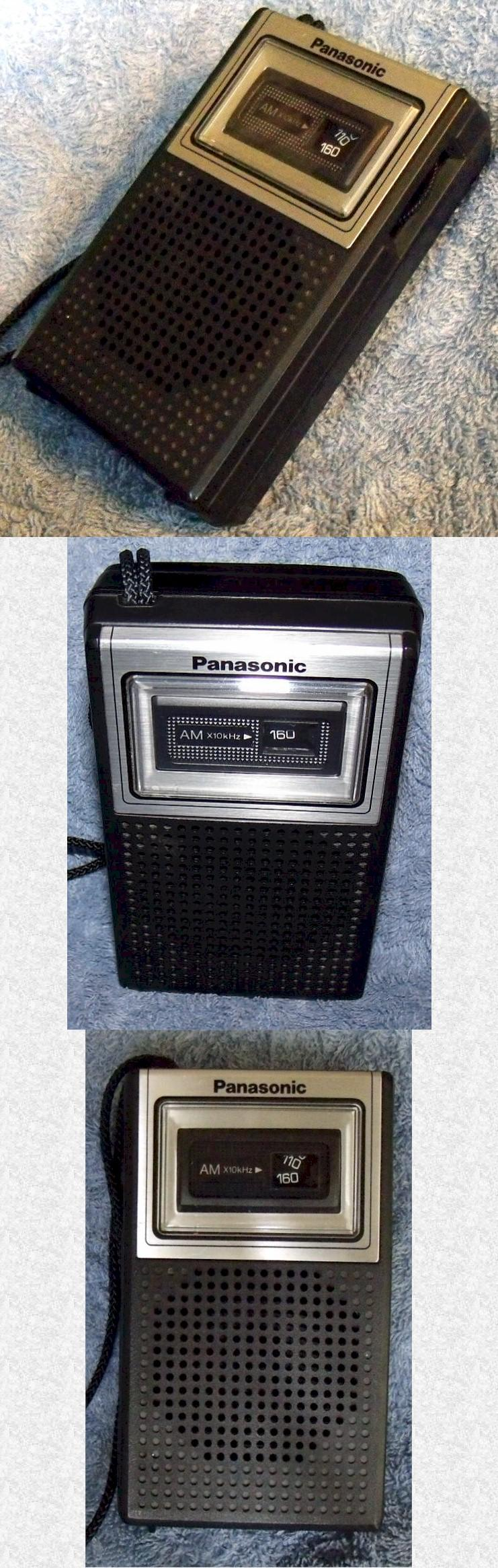 Panasonic R-1019 Pocket Transistor (1970)