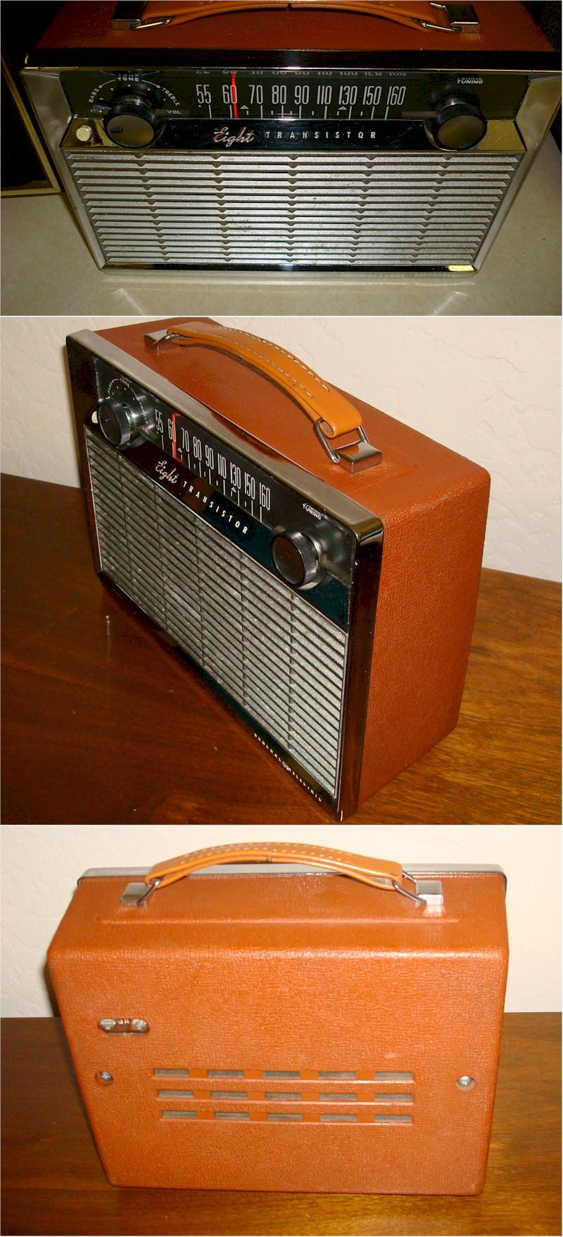 General Electric PE-780 Portable (1960)