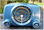 "Crosley D-10BE ""Dynamic Bullseye"" (1951)"