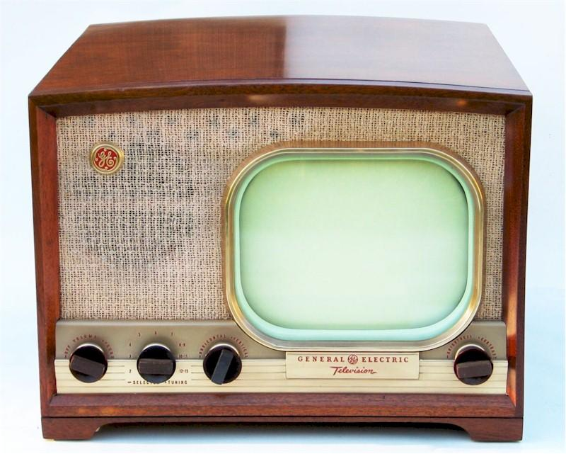 General Electric 810 Television (1948)