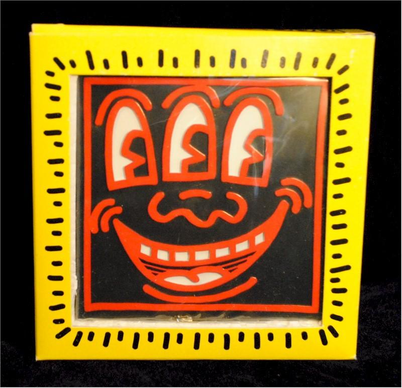 Keith Haring AM/FM Radio