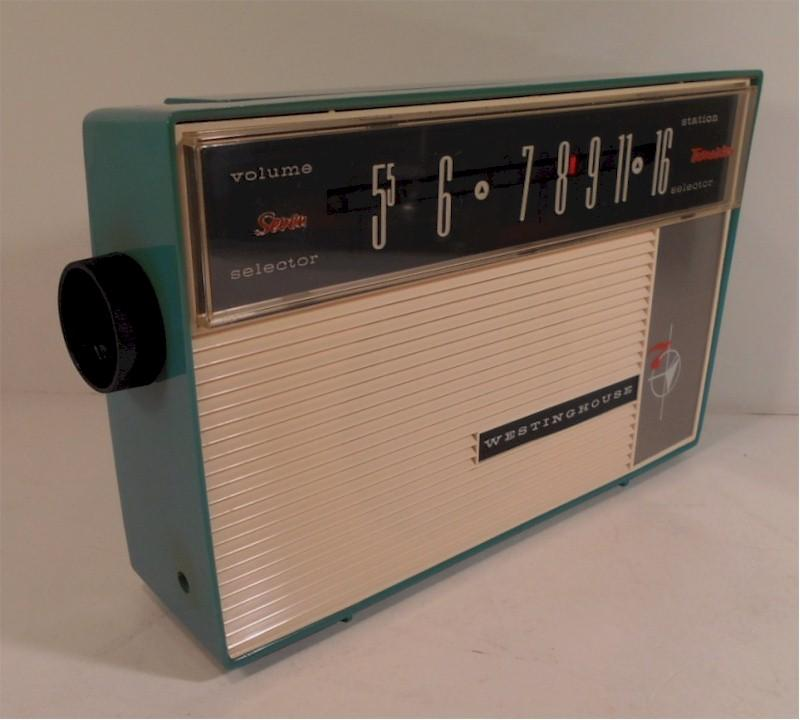 Westinghouse H-738P7 Portable (1960)