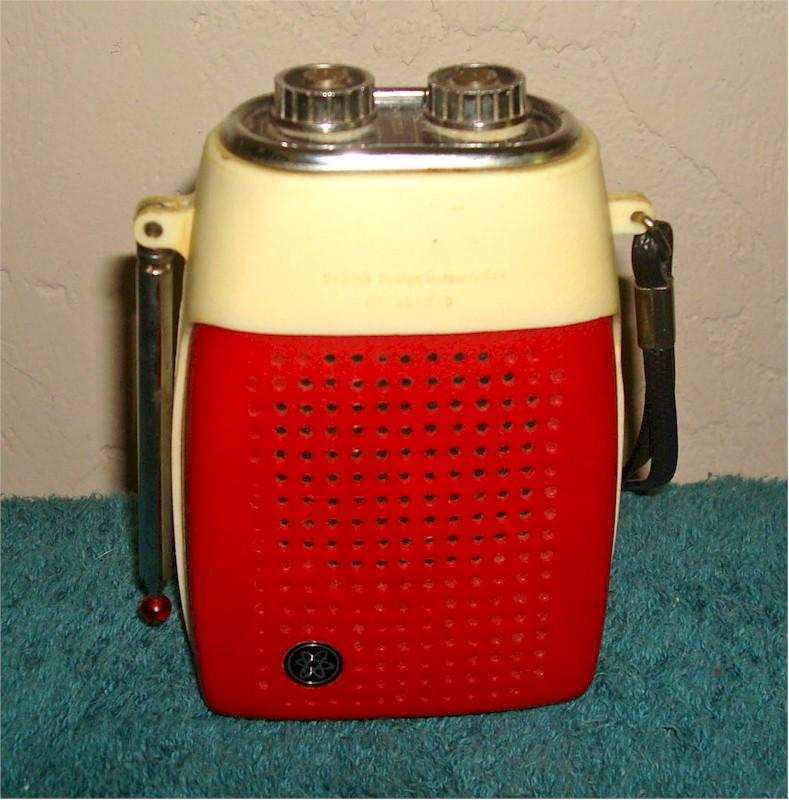 Orbit Transistor Radio