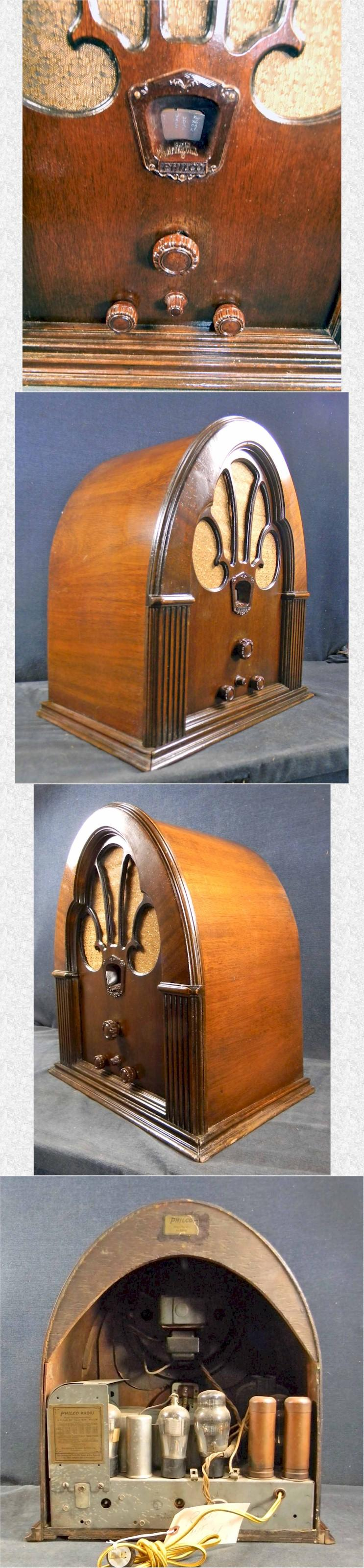 Philco 70 Cathedral (1931)