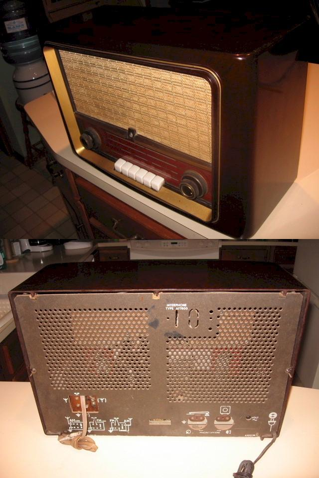 Unknown German Radio