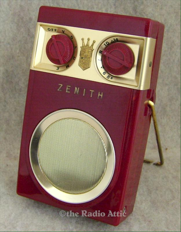 Zenith Royal 500, Hand-Wired (1956)